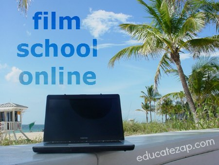 Film School Online is your movie-making school at the beach.