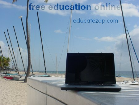 Free or Low Cost Education Online with EducateZap wherever you want.
