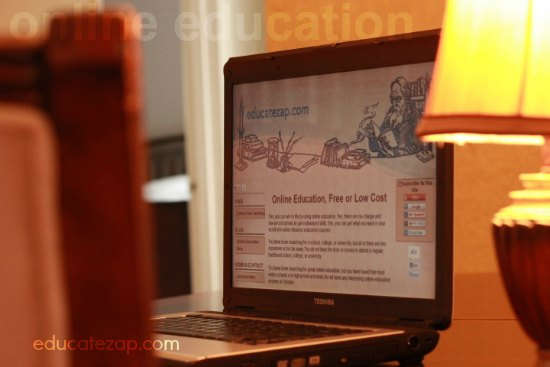 Online Education - Free or Low Cost- Use your laptop!