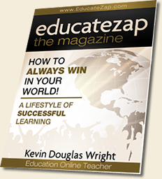 Your key to success is an educational monthly magazine.