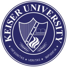 Your online tutor graduated from Keiser College