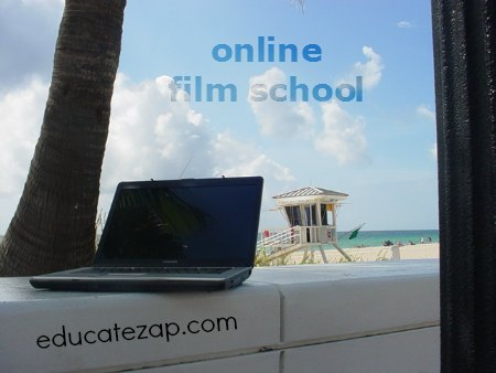 Online Film School - You can learn on the go.